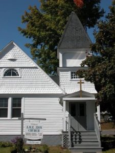 Clinton AME Zion CHurch in Great Barrington - 2006